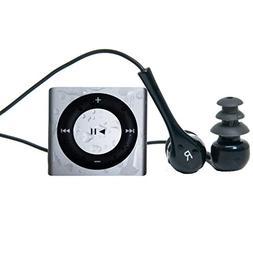 SILVER - 100% WATERPROOF Apple iPod shuffle - waterproofed b