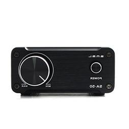SMSL SA50 50Wx2 TDA7492 Class D Amplifier + Power Adapter