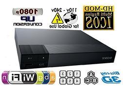 SONY 2D/3D Multi System Region Free Zone Free Blu Ray Disc D