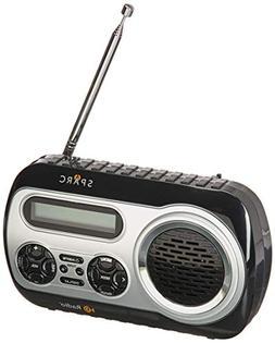 SPARC HD Radio SHD-TX2 Portable Radio with AM/FM & HD Radio