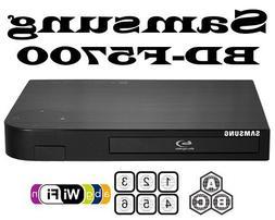 Samsung BD-5700 Multi Region Free Zone Blu-Ray DVD Player