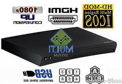 Samsung J5100RF Multi System Region Free Blu-Ray Disc DVD Pl