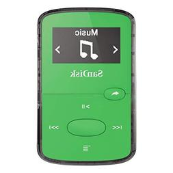 SanDisk 8GB Clip Jam MP3 Player  - SDMX26-008G-G46G