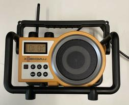 Sangean LB-100 Compact AM/FM Ultra Rugged Radio Receiver