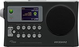 Sangean WFR-28 Internet Radio / FM-RBDS / USB / Network Musi