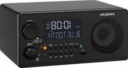 Sangean WR-22BK AM/FM-RDS/Bluetooth/USB Table-Top Digital Tu