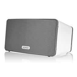 Sonos PLAY:3 Mid-Sized Wireless Smart Speaker for Streaming