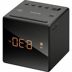 Sony - Am/fm Alarm Clock Radio