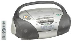 Sony CFD-S300 CD Radio Cassette Recorder Boombox