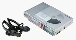 Sony MZ-R37 Portable Minidisc Player/Recorder