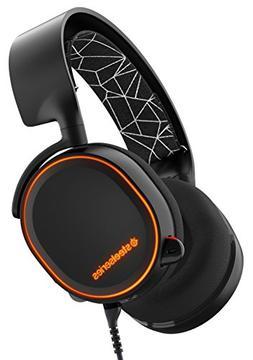SteelSeries - Arctis 5 Wired 7.1 Surround Sound Gaming Heads