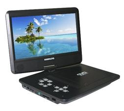 Sylvania SDVD1030 10-Inch Portable DVD Player with 5 Hour Ba