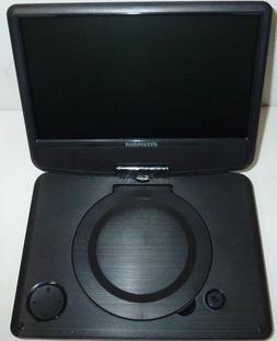 "Sylvania SDVD9000 B2 9""  Portable DVD Player W/ Car Bag/Kit"