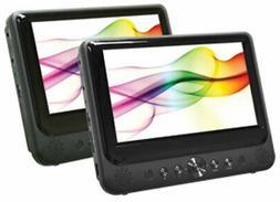 Sylvania SDVD9805  9-Inch Twin Dual Screen DVD Player
