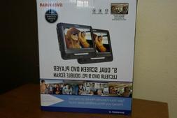 "Sylvania SDVD9957 Portable DVD Player with Dual 9"" Screen"