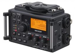 TASCAM DR-60D Linear PCM Recorder for DSLR Filmmaking and Fi