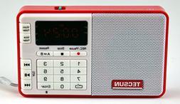 Tescun Q3 Mini Size MP3 Player, FM Radio and Voice/Radio Rec