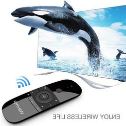 Wechip W1 2.4G Air Mouse Wireless Keyboard Remote Control Fo