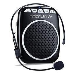 WinBridge WB001 Rechargeable Ultralight Portable Voice Ampli