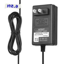 AC DC Adapter for CyberHome CH-LDV 700B Portable DVD Player