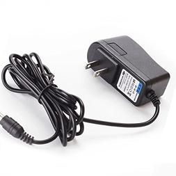 Antoble 6.5ft Cord AC/DC Adapter Charger Cord for GPX PC101B