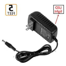 AC Adapter Charger For Sangean WFR28 Rechargeable Internet Radio WFR-28B WFR-28D