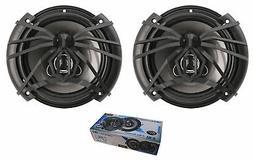 """Soundstream AF.653 100W RMS 6.5"""" Arachnid 3-Way Coaxial Car"""