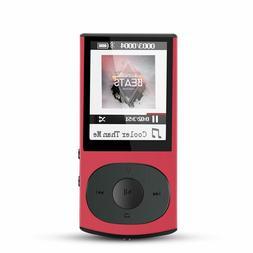 AGPTEK C3 8GB Bluetooth 4.0 MP3 Player Metal Casing Expandab