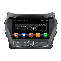 Android 5.1.1 Lollipop Car DVD Player GPS Radio Stereo Navig