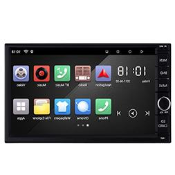 Ezonetronics Android 6.0 Quad Core Car Radio Stereo 2 Din 7