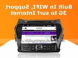 Android Multimedia Player for Hyundai Santa Fe IX45 2013 201