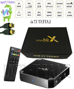 Android X96 Mini TV Box 7.1 Amlogic S905W KD 17.6 WiFi 1GB 8