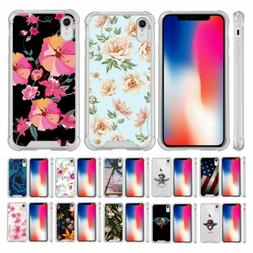 For Apple iPhone XS Max Slim Fitted Flexible TPU Case Shock
