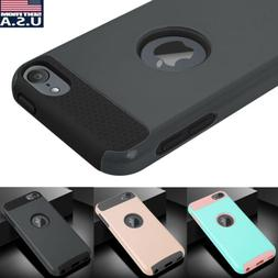 For Apple iPod Touch 7th 6th 5th Generation Rugged Hybrid He