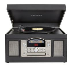Crosley Archiver USB Turntable, BLACK