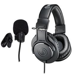 ath m20x studio monitor headphones