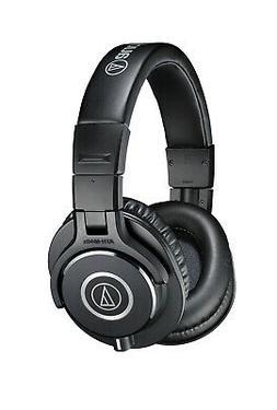 Audio Technica ATH-M40X Closed Back Dynamic Monitor Headphon