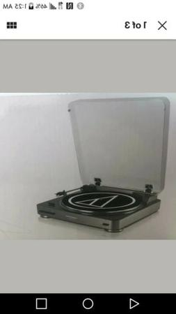 Audio-Technica AT-LP60 Automatic Belt-Drive Stereo Turntable