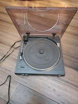 audio technica at pl50 automatic turntable record