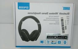 August EP650 Bluetooth Wireless Over Ear Headphones with Mul