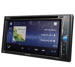"Pioneer AVH-210EX 6.2"" Double-DIN Car Stereo In-Dash DVD Rec"