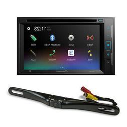 Pioneer AVH-280BT Car DVD Player - 6.2 Touchscreen LED-LCD -