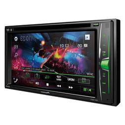"NEW Pioneer Double 2 Din AVH-210EX DVD/MP3/CD Player 6.2"" To"