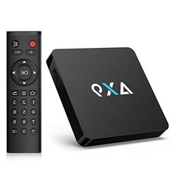 Bqeel AX9 Android 7.1 4K TV Box Quad-core Prozessor Android