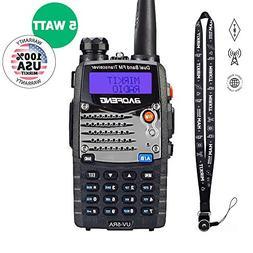 Baofeng Radio UV-5RA 2019 5W 1800mAh Li-ion Battery Mirkit E