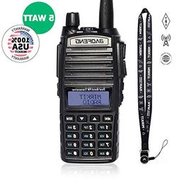 Baofeng Radio UV-82 MK3 5W High Power Mirkit Edition Neck St