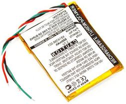 Battery for Microsoft Zune Flash 16GB 4G 4GB 8GB