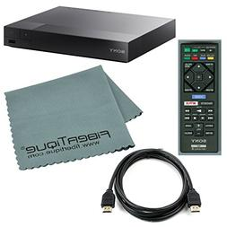 Sony BDP-S3500 Streaming Blu-ray Player with Accessory Bundl