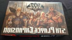 Blood Rage: 5th Player Expansion - New CMON - Free Shipping
