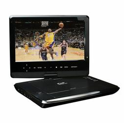 New Blu-Ray DISC/DVD Player Swivel Screen Maxmade Portable 1